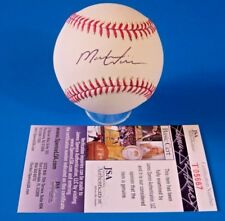 MASON WILLIAMS SIGNED ROM BASEBALL ~ AUTOGRAPH BALL ~ JSA T05667 ~