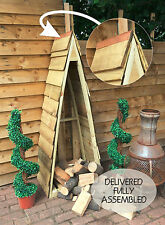 Patio Wood / Log / Garden Store