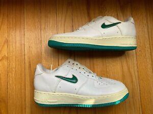 Nike Air force 1 Low SC Jewel Emerald Green sz. 9 (630003-133)