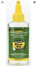 Rem OiL Gun Lubricant lubricate lubricant 1 oz Drip Bottle Remington 26617