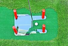 Golf Swing Training Aid - Improve Your Driving and Pitching Swing - Includes Gol