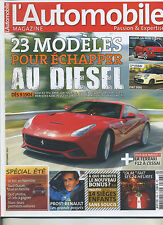 L'AUTOMOBILE MAGAZINE n°796 09/2012