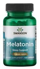 Sanson Melato 3 mg 120 Caps.