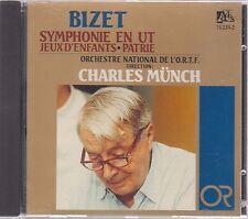 Charles Munch BIZET - Symphony in C, Jeux D'Enfants, Patrie - Ades 13.224-2