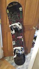 [Bindings not included] 155cm 2012 Burton Blunt Snowbaord