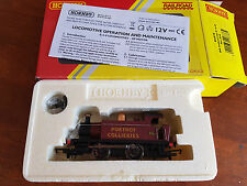HORNBY R2878 PORTNOY QUARRIES 0-4-0 LOCO AS NEW EXCELLENT RUNNER BOXED(DB)