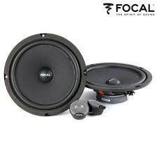 "Focal ISU200 Integration 8"" 160w Component Speaker System"