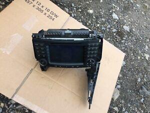 MERCEDES BENZ W219 CLS CLASS SAT NAV RADIO CD HEAD UNIT A2118700089001