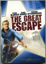 The Great Escape Dvd 2007 Mgm/Ua widescreen in slipcase Nm