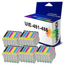 30 XL Ink Cartridges for Epson Stylus Photo R200 R220 R300 R320 RX500 RX600