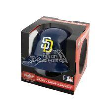 Fernando Tatis Jr Autographed San Diego Padres Mini Baseball Helmet - JSA COA