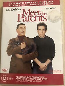 MEET THE PARENTS DVD REGION 2&4