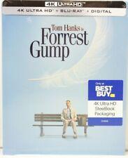 Forrest Gump- 4K Uhd, Blu Ray and Digital - Best Buy Steelbook