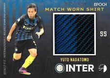 Inter Milan Not Autographed Football Trading Cards & Stickers