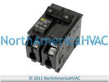 DP-4075 HOM 10ka Double 2 Pole 40 Amp Square D Breaker