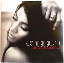 "ANGGUN - CD SINGLE PROMO ""JUSTE AVANT TOI"""
