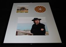 Beck Hansen Signed Framed 16x20 CD & Photo Display AW Odelay
