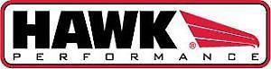 Hawk Perf HTC4406 Disc Brake Rotor, Rear