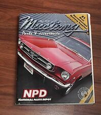2000 Ed Mustang Parts & Accessories Catalog 1965/1973 National Parts Depot NPD