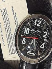 LOCMAN Quadrante Carbonio,Limited Edition,nuovo astuccio Originale mai indossato