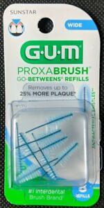 GUM PROXABRUSH 8CT 1 Pack NEW