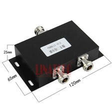 2 way vhf 150MHz Micro-strip radio repeater antenna power splitter 136-174MHz