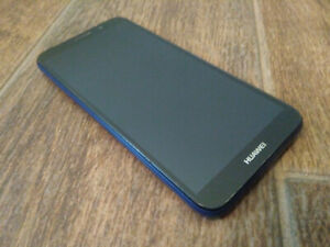 Huawei Y5 2018 (DRA-L01) Telefono Smartphone blu, NON funzionante
