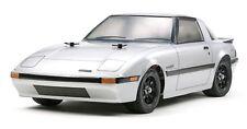 Tamiya 51451 (Sp1451) Rc Body Set Mazda Rx-7 1st Generation 1/10 Scale