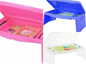 CHRISTMAS KIDS Folding Lap Desk, Laptop Desk, Breakfast Table, Bed Table