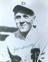 Joe Samuels Detroit 1930 Psa/dna Signed 8x10 Photo Certed Autograph Authentic