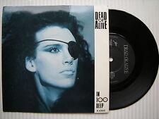 DEAD OR ALIVE - In Too Deep / I'D DO n'importe quoi, ' Epic ' - épopée A6360 EX