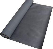 rubber mat rubber matting 3mm thick fluted 1.22m wide