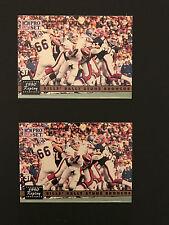 1991 Pro Set Football - Bills Rally - Error and Non Error - Card # 326