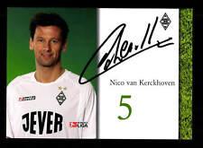 Nico van Kerckhoven Autogrammkarte Borussia Mönchengladbach 2004-05 +A 143616