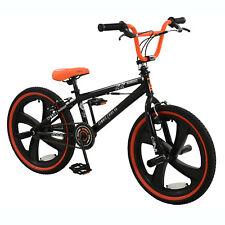 "Zombie 20"" Slackjaw Bicicleta Bmx - Color Naranja & Negro con Mag Ruedas (Niño)"