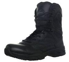 Thorogood Men's 834-6528 Sz US 14 M Black Leather & Nylon Tactical Boots $110.00