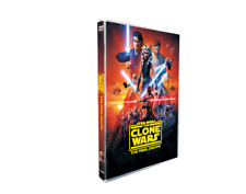 Star Wars: The Clone Wars Season 7 (3-Disc set) Fast Free Shipping