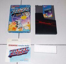 Nintendo NES 8 bit - XEVIOUS - PAL A ITA OTTIMO Prima edizione No Snes