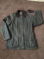 ladies Barbour jacket size 8-10...free tracked postage