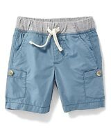Spring Clearance  Cargo Shorts Jersey-Waist Poplin for Toddler Boys by Old Navy!