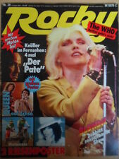 ROCKY 38 - 13.9. 1979 (2) Blondie Queen Donna Summer-XL Elvis Kenny Jones Pate