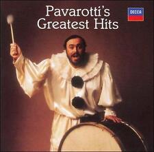 Pavarotti's Greatest Hits [2 CD], New Music