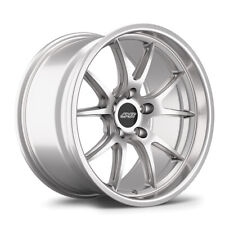 APEX ALLOY WHEEL FL-5 18 X 10.0 ET25 RACE SILVER 5X120MM 72.56MM
