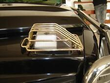 Mercedes Benz G Class W463 - G500-G63-GG5 Blinker Light Guards Gold Plated