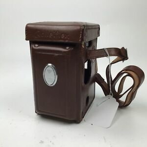 Rolleiflex 3.5T Leather Case Used Good