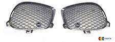NEW GENUINE MERCEDES BENZ MB GLE GLS W166 AMG STYLE FRONT BUMPER GRILL SET