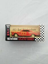 1992 Red Wickersham #03 Bailey's Used Cars RCCA 1965 Ford Fastback 1/64 Diecast