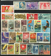 VIET NAM - COLLECTION OF 30 OLD STAMPS - VERY GOOD USED - HIGH CAT. £