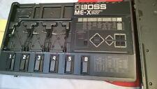 Boss ME-X Expandable Multi Effects Processor / Pedal Case rare MEX