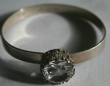 No Theme Bracelet Silver Vintage Costume Jewellery